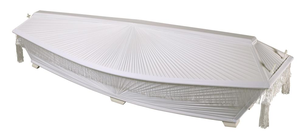 4b säde valkoinen arkku