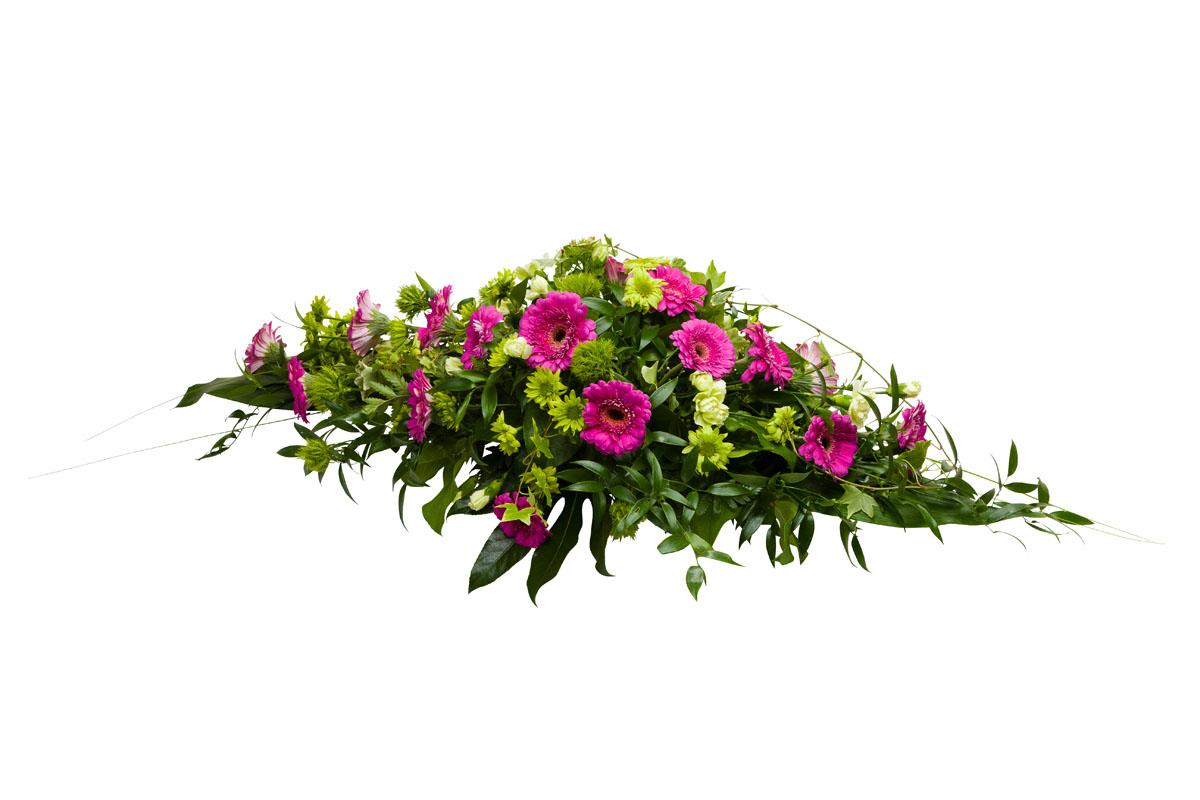 Hautajaiskukat No 4, kukat hautajaisiin, hautavihko