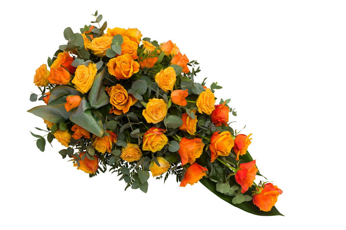 Hautajaiskukat No 13