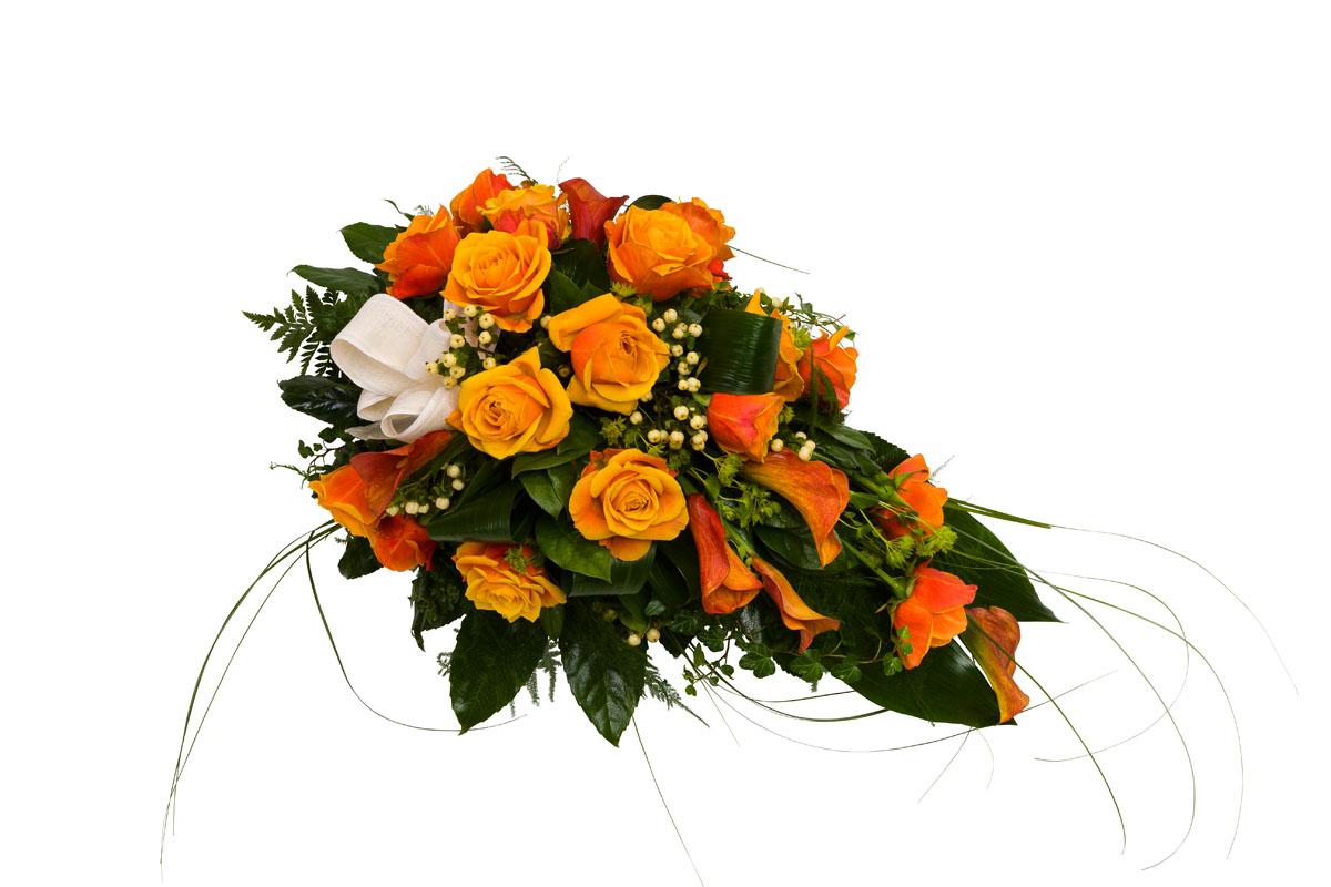 Mitä kukkia hautajaisiin?